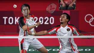 Ahsan/Hendra Gagal Lolos ke 16 Besar Denmark Open