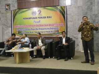 Mempersiapkan Pemimpin Jujur Bagi Masa Depan Provinsi Riau
