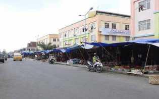 Jalan Agus Salim akan Disulap Seperti Malioboro di Yogyakarta