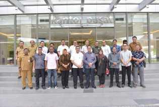Pansus DPRD Bengkalis Kunjungi BRK, Sebelum Pemkab Tambah Penyertaan Modal