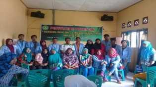 FK Universitas Riau Gelar Penyuluhan Tentang Hipertensi di Rohil