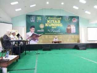 Utusan Garda Bangsa Riau Masuk Babak Final Musabaqoh Kitab Kuning Tingkat Nasional