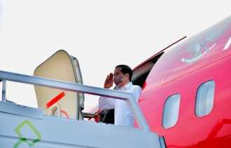 Ke Riau, Hari Ini Presiden Jokowi Tanam Mangrove Bersama Warga