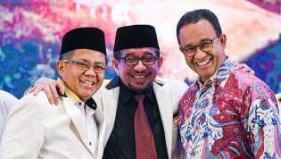 PKS Masih Dorong Salim Segaf, Belum Mau Pinang Anies di Pilpres 2024