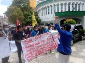 PMII Minta DPRD Riau Fasilitasi Petani Kampar Kiri dengan PTPN-V