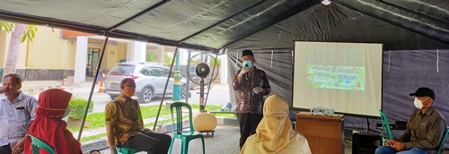 Komisi V Riau Apresiasi Program Protocol Medis Wabah Corona di RSUD Mandau