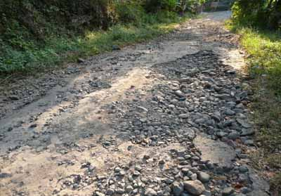 Banyak Jalan Rusak, Bupati 'Skak Mat' Dishub Pelalawan
