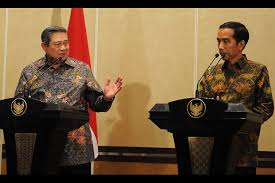 SBY Turun Gunung Tantang Jokowi