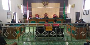 Tiga Terdakwa Kasus Sabu 37 Kg di Bengkalis Divonis Mati