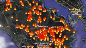 Riau Penyumbang Hotspot Terbanyak di Sumatera