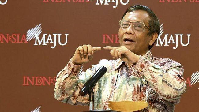 Mahfud MD: Pemerintah Upayakan Susun RKUHP Demokratis