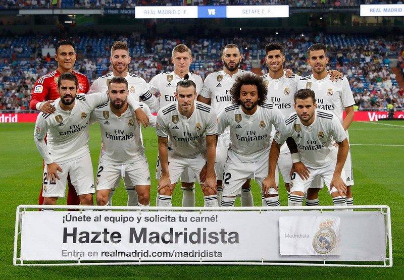 Asensio: Kami Tetap Hebat meski Tanpa Cristiano Ronaldo