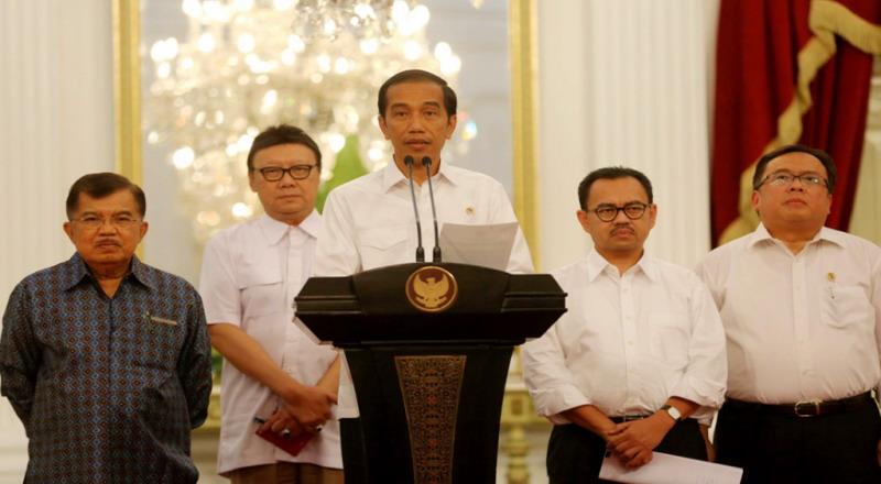 Konflik dengan Ahok, Presiden Jokowi Panggil Pimpinan BPK