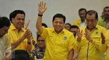 Novanto Buka Pintu Golkar untuk Ruhut Sitompul