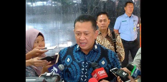 Ketua DPR: Pengerahan Massa Harus Sesuai Koridor Hukum