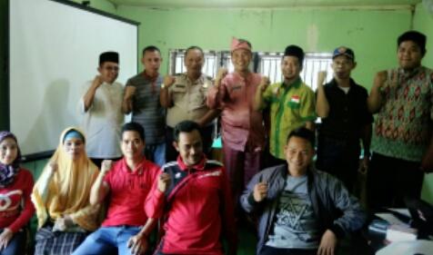 Instruksi Bupati, Karang Taruna Inhil Gesa Pembentukan Jaringan Hingga Ke Desa