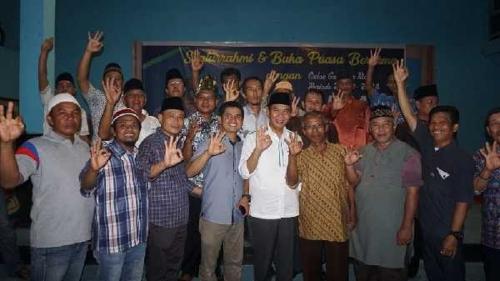 Zulpan Yakin Warga Pekanbaru Tetap Dukung Firdaus Jadi Gubernur Riau