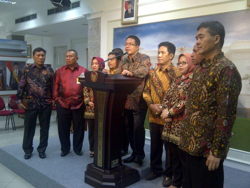 Asosiasi DPRD Se-Indonesia Janji Tak Gugat UU Pilkada
