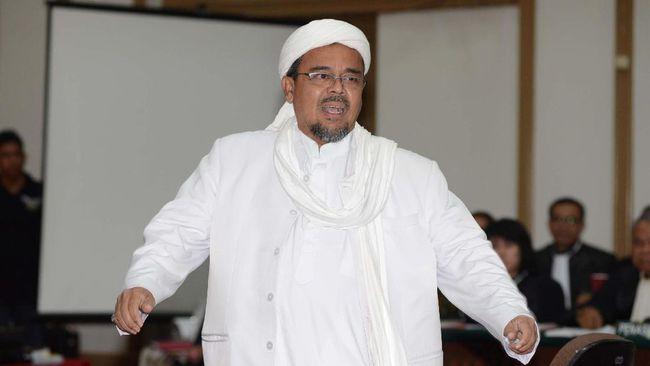Rizieq Shihab Tak Pernah Menyebut Dukung Prabowo Subianto