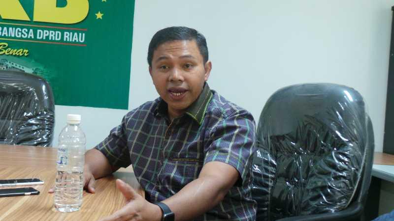 Pemprov Lamban, Dewan Pesimis Proyek Jalan Tol Pekanbaru-Dumai Terlaksana