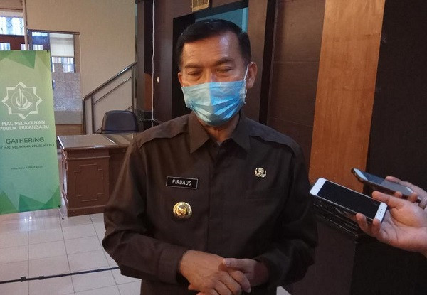 Walikota Pekanbaru: Kurangilah Perjalanan Dinas