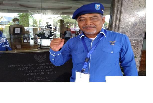 Arwan Citra Jaya Kembali Pimpin Demokrat Inhu