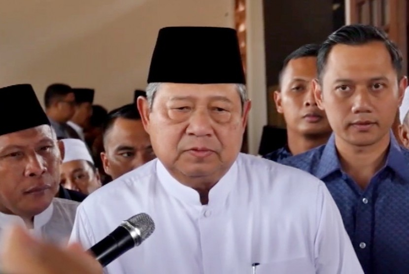 SBY Undang DPD Demokrat se-Indonesia Bahas Pilkada