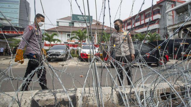 Hari Ini Sidang Kasasi Rizieq Shihab, Ribuan Personel Dikerahkan ke MA