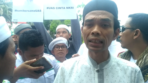 Abdul Somad Bantah Diusir NU Bali