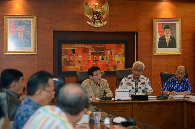 Fungsi Bamus di DPR dan DPRD Tetap Sama