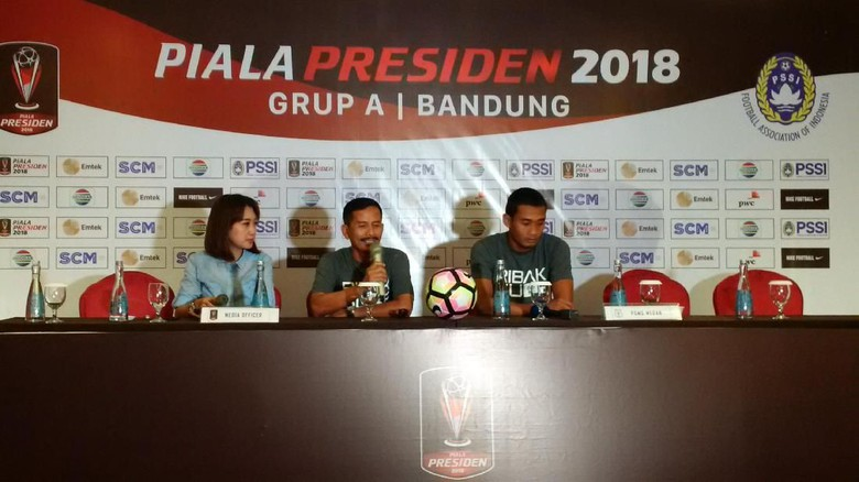 Hadapi Sriwijaya FC, PSMS Underdog