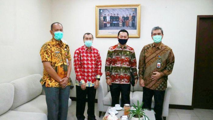 Kementerian PUPR Siap Akomodir Permintaan Bantuan Perumahan Riau