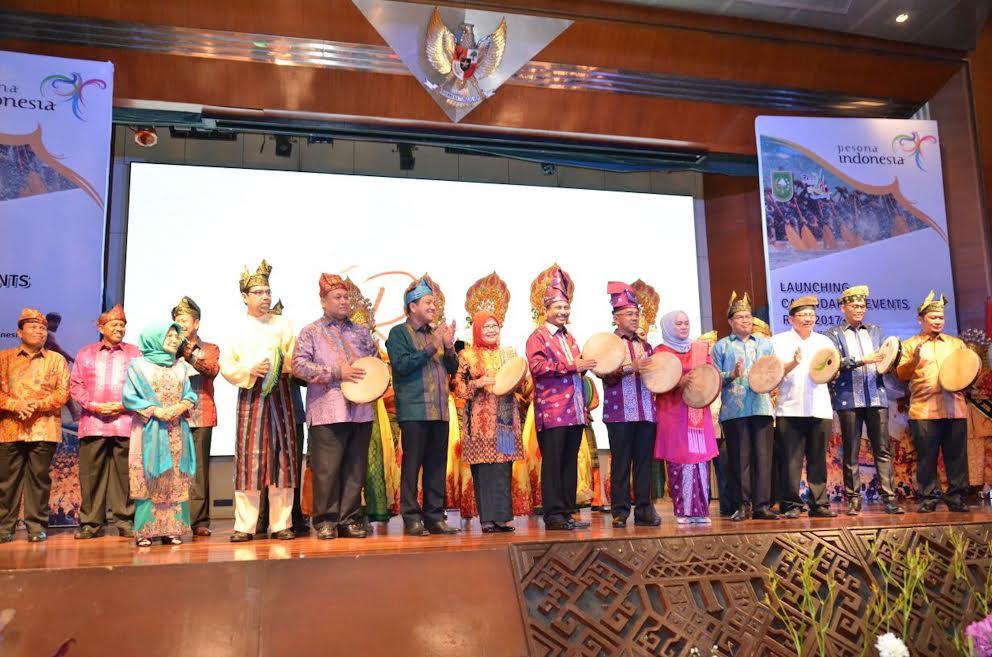 Septina Apresiasi Launching 'Riau Menyapa Dunia',