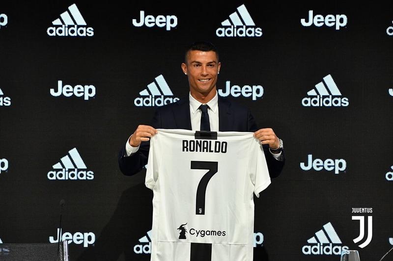 Lawan Pertama Ronaldo Bersama Juventus