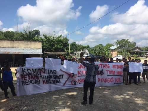 Penyitaan Aset Perusahaan Milik Nazaruddin, Kuasa Hukum Petani Bencah Kelubi Minta Kebijakan KPK
