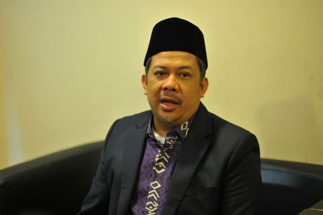 Fahri Usul Kampanye Pilpres Dibiayai Negara
