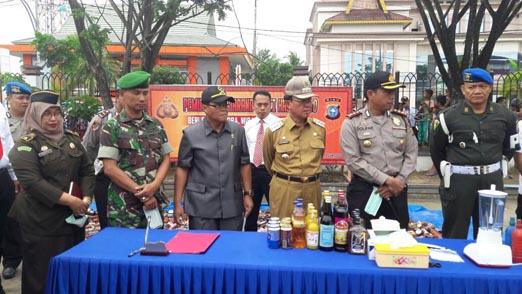 HM. Wardan Resmi Buka Operasi Ramadniya Siak 2017 Inhil