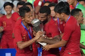 Timnas Indonesia Juara Piala AFF U-22 Tanpa Terkalahkan