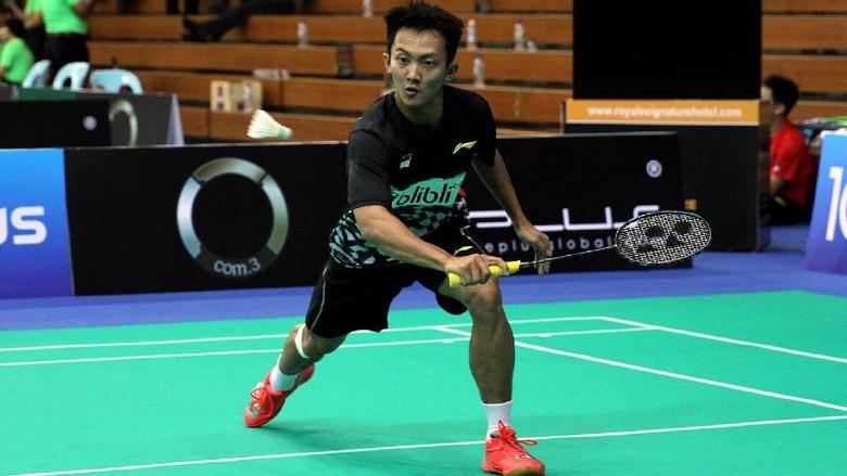 Tim Putra Indonesia Kalahkan Filipina 5-0