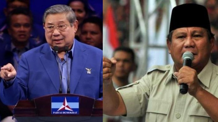 Diplomasi Nasi Goreng Hambalang dalam Pertemuan SBY dan Prabowo