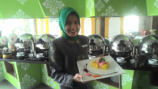 Pesonna Hotel Pekanbaru Hadirkan Kemeriahan Sambut Tahun Baru
