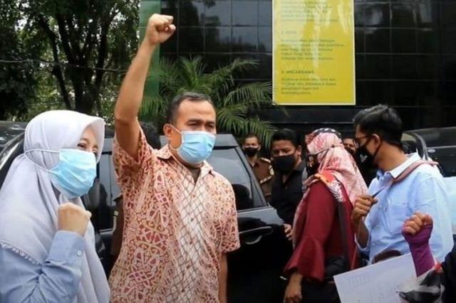 Amnesti Jokowi Turun, Saiful Mahdi Resmi Bebas dari Penjara