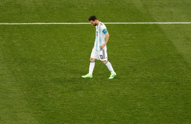 Lionel Messi Pensiun dari Timnas Argentina?