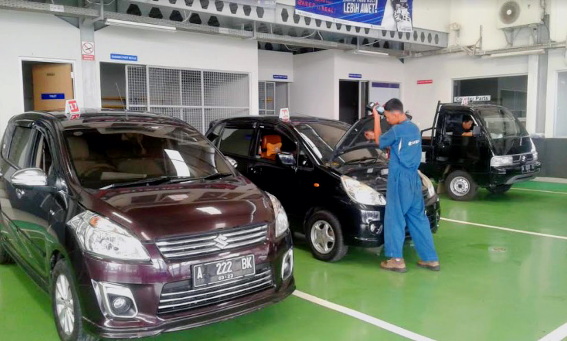 PT SIS Menggelar Suzuki Day ke-45 di Serang