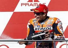 Marc Marquez Bocorkan Tanggapan Tim Honda Pasca-Balapan
