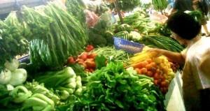 Harga Sayuran di Pekanbaru Terus Naik