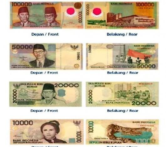 Mulai 31 Desember 2018 Uang Pecahan Tahun 1998-1999 Tak Berlaku