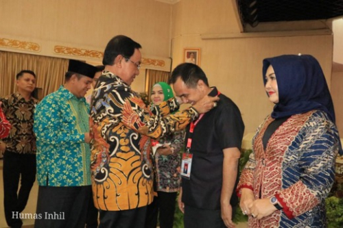 Bupati  Inhil  Hadiri Orientasi Anggota DPRD se-Riau