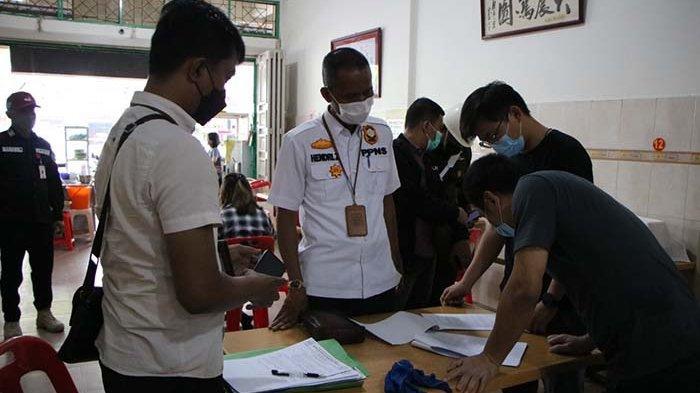 PPKM Level 4 Jilid 3 di Pekanbaru, Tim Yustisi Kumpulkan Uang Denda Pelanggaran Hingga Rp 2,4 Juta