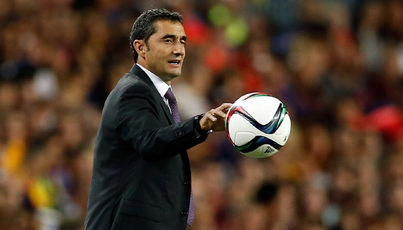 Menang 3-1 atas Olympiacos, Valverde Akui Barca Tak Jalani Laga Mudah